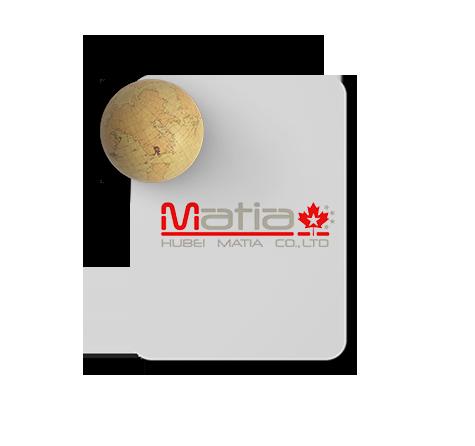 طراحی لوگوی کمپانی نفتی ماتیا