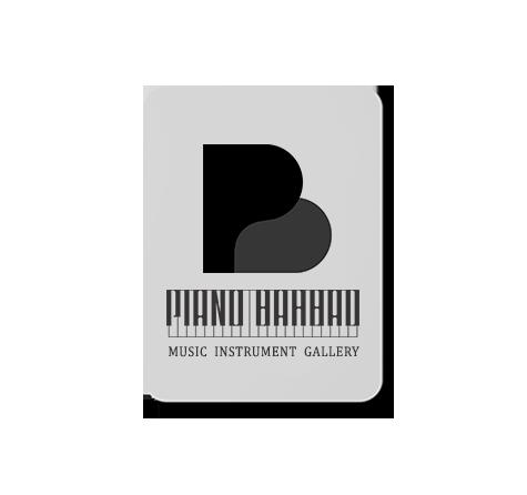 piano barbad logo design